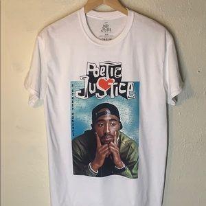Poetic Justice Tee